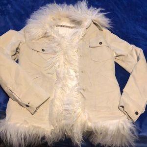 Velvet jacket Ungaro